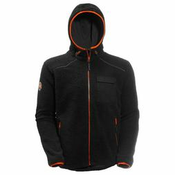 Helly Hansen 72256 - Chelsea Pile Jacket - Black/charcoal