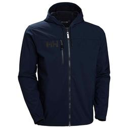 HELLY HANSEN Active Softshell Jacket Coat Mens - Navy Small