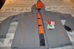 Authentic Helly Hansen Men's Alpha 3.0 Hooded Ski Snowboard