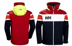 Helly Hansen Authentic SALT FLAG JACKET Hood 33909_599 Water