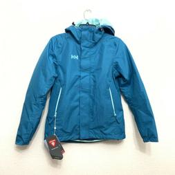Helly Hansen Blue Wave Squamish 2.0 Cis 3 In 1 Jacket Womens