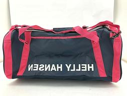Helly Hansen Duffle Bag w Backpack Straps   70L   Evening Bl
