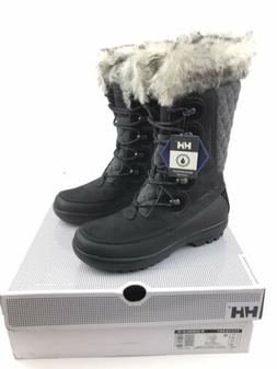HELLY HANSEN Garibaldi VL Snow Boots Winter Jet Black / Char