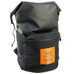 WTAPS  HELLY HANSEN 20SS OFFSHORE BAG. POLY.BACKPACK BLACK F