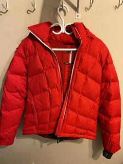HELLY HANSEN WOMANS RED ON RED size Medium