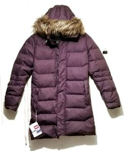 Helly Hansen Women's  Aden Weatherproof Down Parka Purple Si