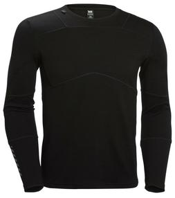 Helly Hansen HH Lifa Merino Crew Top Thermal Long Sleeved To