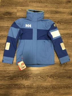 HH Helly Hansen Salt Light Sailing Jacket Waterproof 33911 5