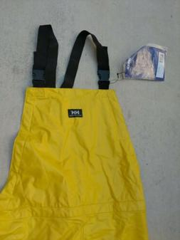 Helly Hansen Impertech Bib Pant - XL - Yellow