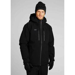 Helly Hansen Juniper 3.0 Jacket - Men's - 2X-Large, Black
