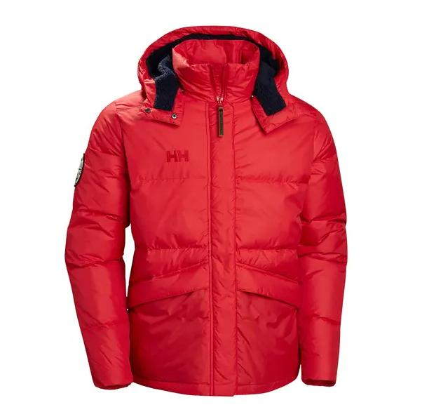 1877 down jacket red us mens sizes