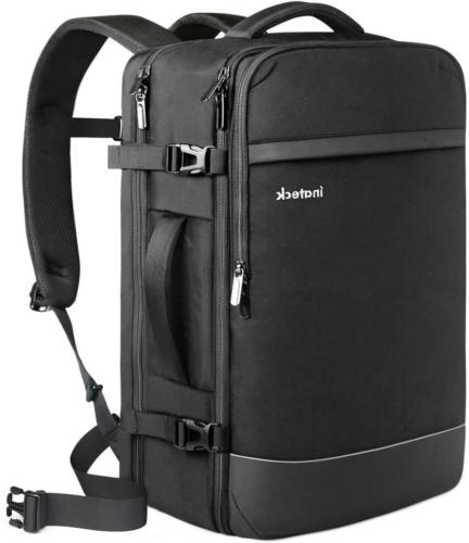 Inateck 40-44L Professional Carry on Travel Backpack, TSA Fr