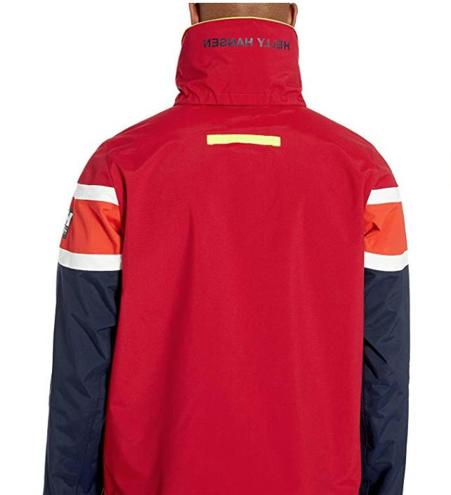 Helly Authentic FLAG JACKET 33909_599 Waterproof Navy