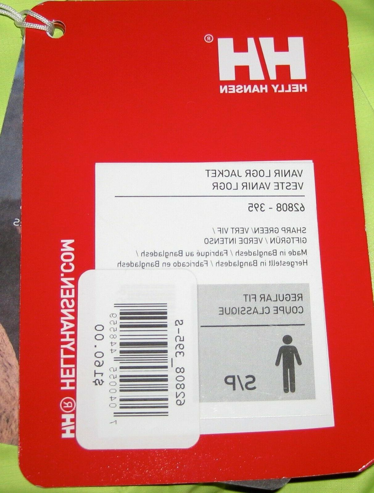 Helly Hansen Authentic LOGR w/ 62808-395 NEW