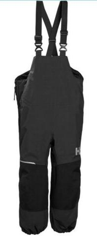 Helly Hansen Bibs Snowpants Black Size 4
