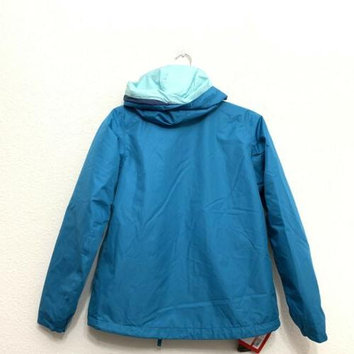 Helly Wave Squamish In Jacket Womens Sz NEW