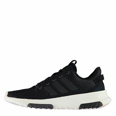 cloudfoam racer tr trainers running mens black