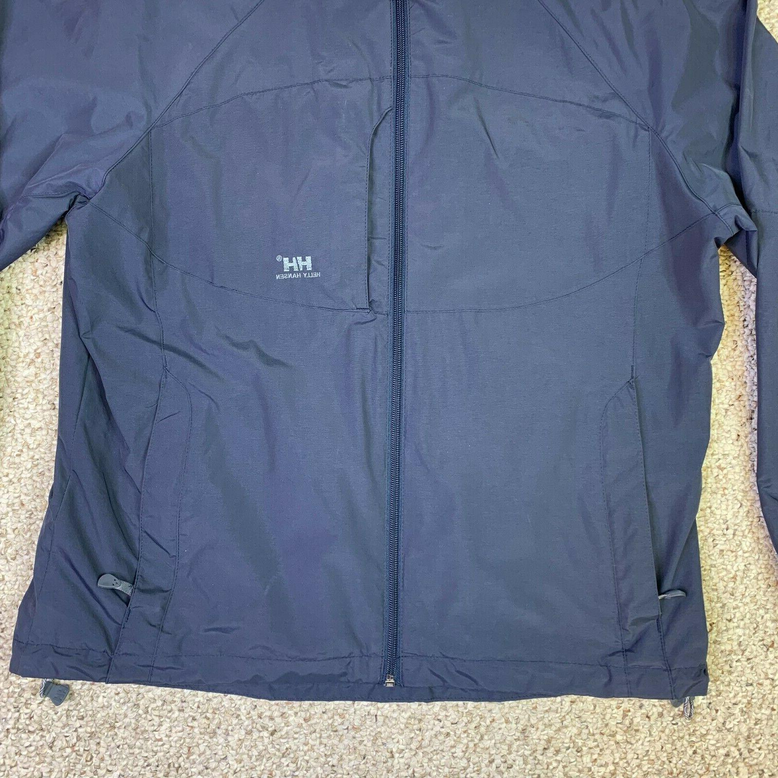Helly Jacket Mens Large Outdoors Casual