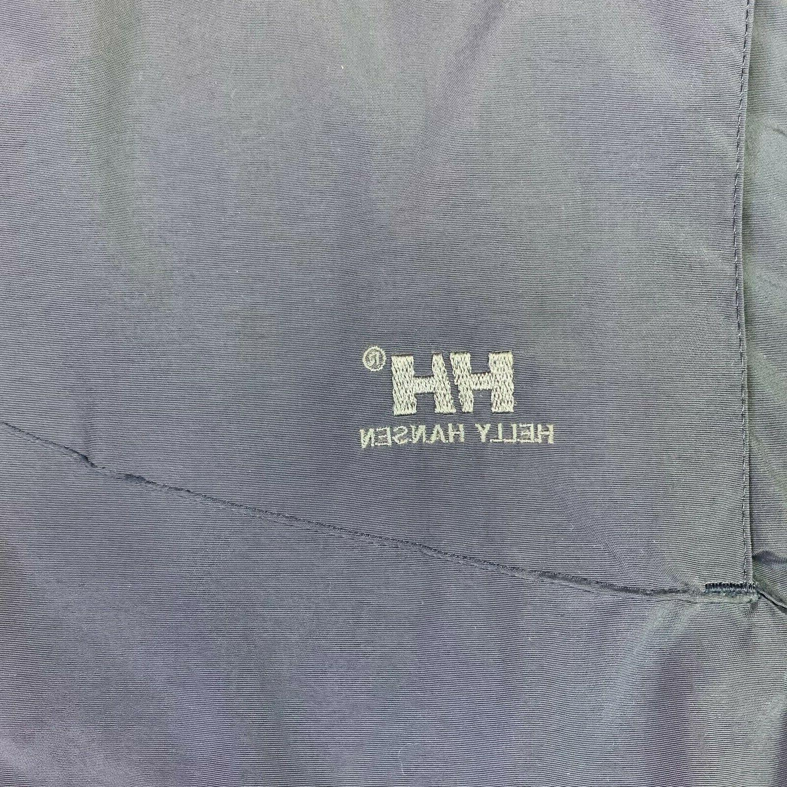 Helly Large Zip Outdoors Lightweight Casual