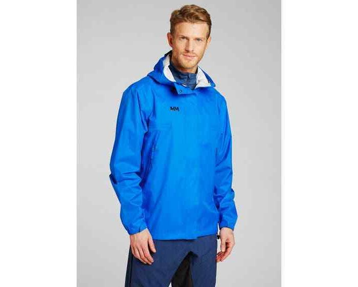 Helly JACKET Water/Windproof Fully 5XL Blue