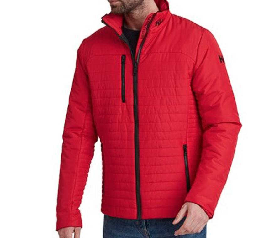 Helly Hansen Insulator Red Size Large NEW