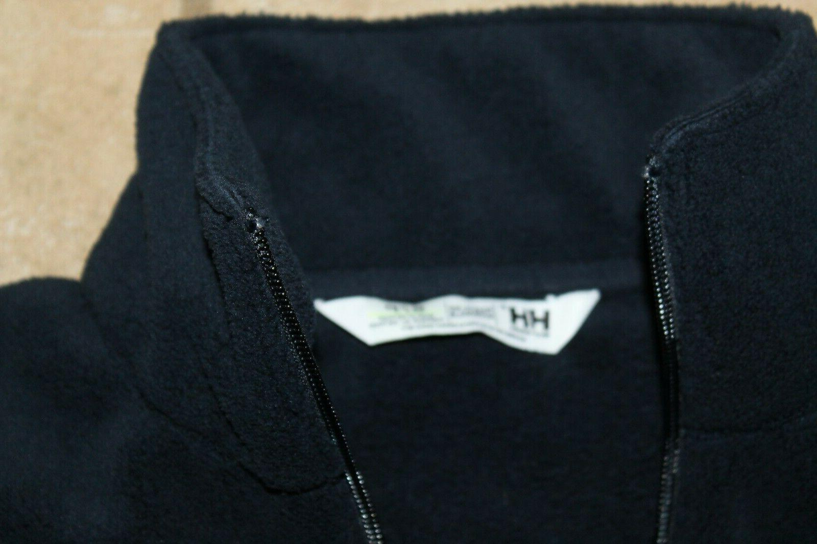 Mens Helly Zip Pullover