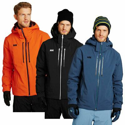 mens 2019 alpha lifaloft waterproof windproof jacket