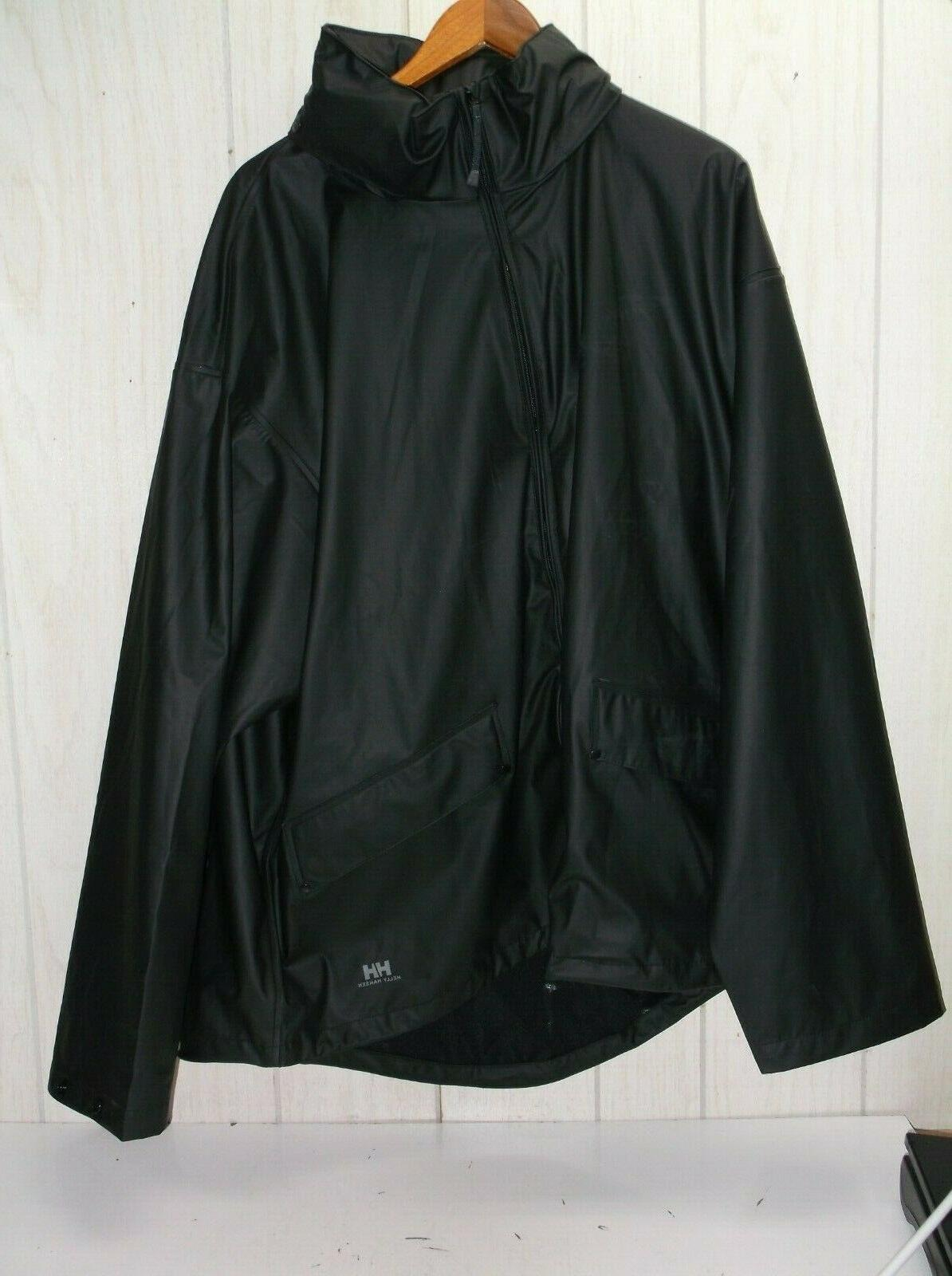 moss lightweight fully waterproof windproof rain jacket