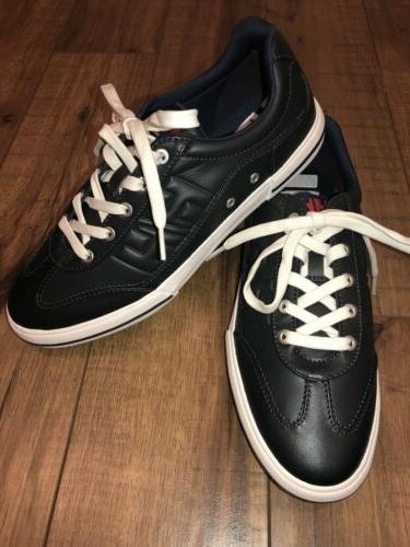 NEW HELLY Men's Boat Deck Size 8 1/2 LEATHER 42