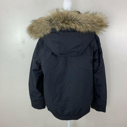 Helly Hansen NWOT MED Bardu Jacket Fur