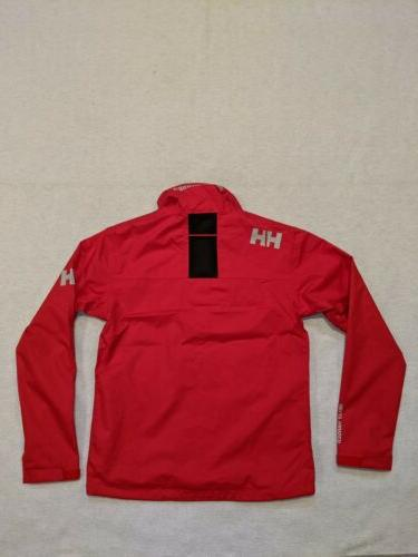 NWT Crew Breathable Red size S