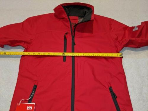 NWT Helly Crew Breathable Red size S