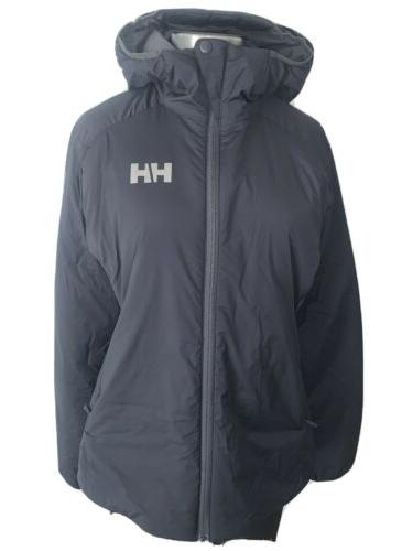 nwt womans odin stretch hooded jacket size