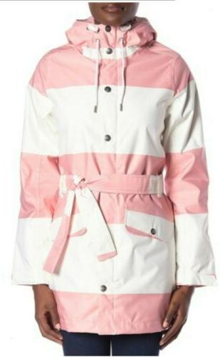 nwt women s lyness pink white stripes