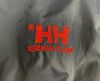 HELLY Zip Red Packable XL