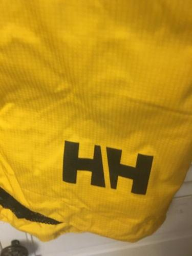 Helly Sailing Jacket Packable Logo