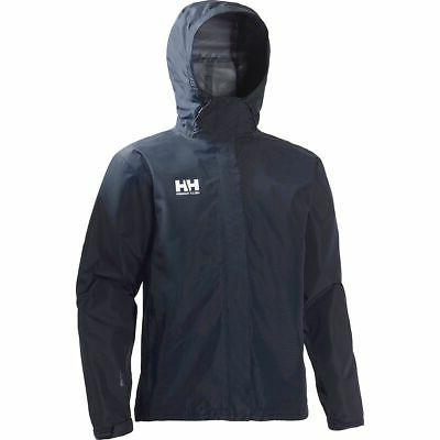 seven j jacket men s navy m