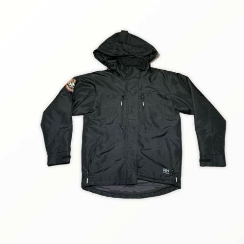 Helly Extreme Cold Jacket Size