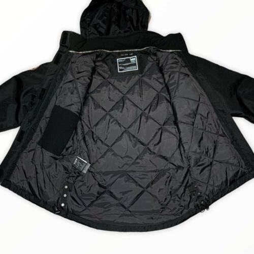 Helly Hansen Extreme Cold Size Black Hooded
