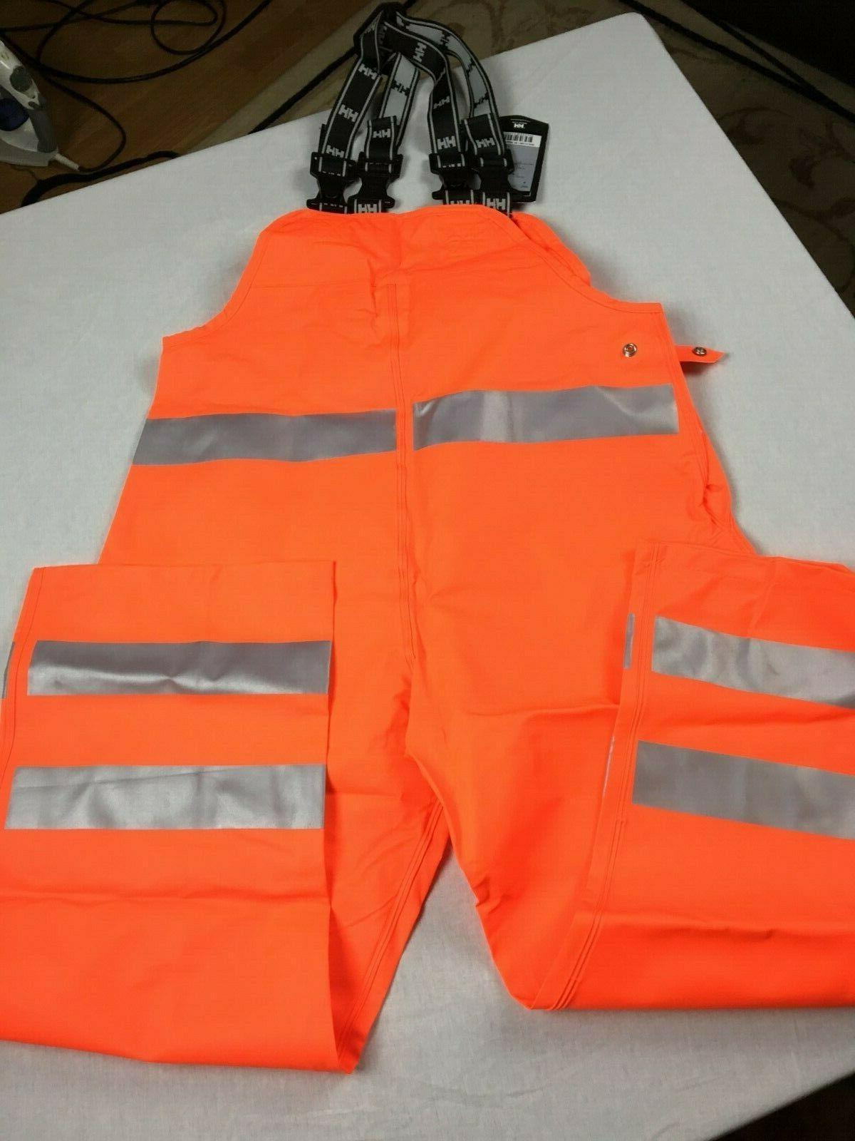 workwear stavern security bib pents sz s