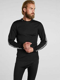 Helly Hansen Lifa Dry Stripe Crew Thermal Long Sleeved Top 4