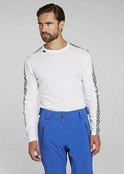 Helly Hansen Lifa Dry Stripe Crew Thermal Long Sleeved Top W
