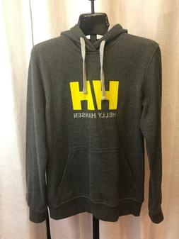 Helly Hansen Logo Pullover Hoodie - Men's NEW SIZE SMALL LOG