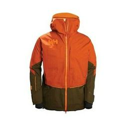 Helly Hansen Men's   Elevation Softshell Jacket Flame Size X
