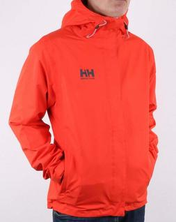 Helly Hansen Men's Seven J  Rain Jacket Grenadine