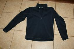 mens 1 4 zip pullover size small