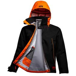 Helly Hansen Mens Chelsea Evolution Waterproof Workwear Shel