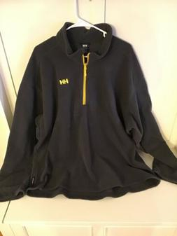 Men's Helly Hansen Polartec Micro Fleece 1/4 Zip Pullover
