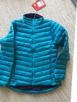 new nwt helly hansen verglas quilted down