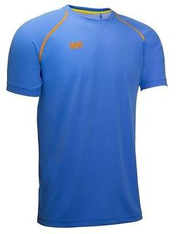 Helly Hansen Pace Cool Lifa Flow SS Racer Blue 49193/537 NEW
